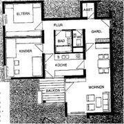 3 5 Zi-Wohnung möbliert Esslingen