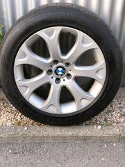 BMW X5 Originale Felgen mit