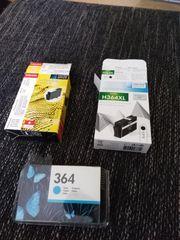 Druckerpatronen HP 364 zu verkaufen