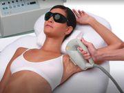 Dauerhafte Haarentfernung mit IPL Laser