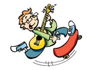 Gitarrenunterricht (Hausbesuche) für