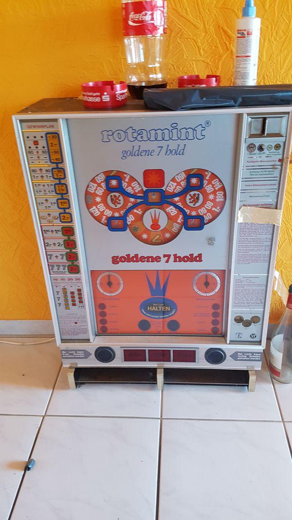 gebrauchte spielautomaten funktionsfähig