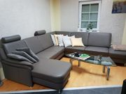 Sofa in grau antrazit