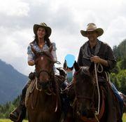 Reitanlage - Ranch m Wohnmöglichkeit zur