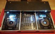 CDJ 900 Nexus DJM 700