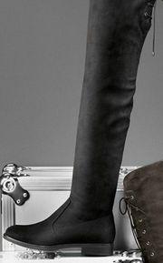 Tolle Overknee Stiefel Gr 43