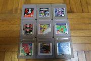 9 Nintendo Gameboy
