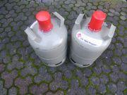 Gasflaschen 11kg grau