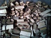 Brennholz Tanne