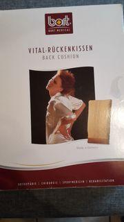 Bort-Medical Vital-Rückenkissen für diverse Anwendungsgebiete