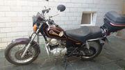 Yamaha SR 125 Motorrad