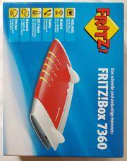 FritzBox Fon WLAN 7360 VDSL