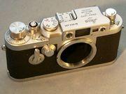 Leica IIIG neuwertig voll funktionsfähig