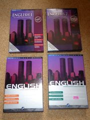 Englisch Multimedia Sprachkurs - 4 Module