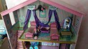 Puppenhaus Meine Traumvilla mit Aufzug