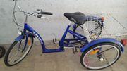 Erwachsenen -Dreirad