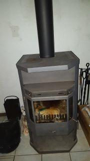 Holzofen Ofen mit