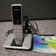 DECT Telefon Medion mit Anrufbeantworter