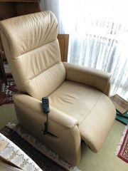 Komfort-Relax-Sessel HUKLA Rimini Focus neuwertig
