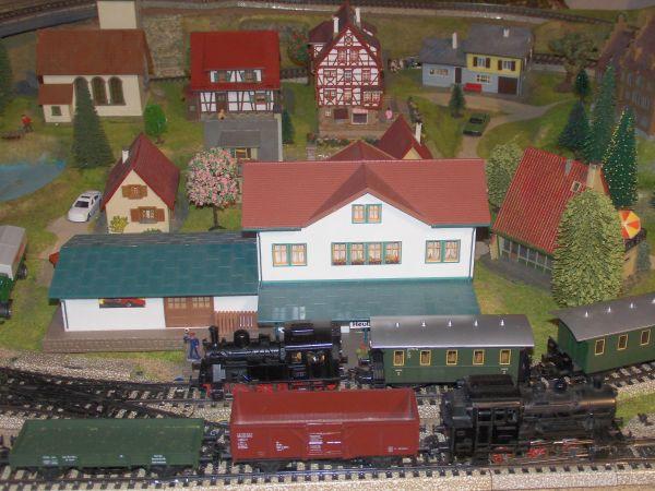 Sehr schöne Eisenbahn » Modelleisenbahnen