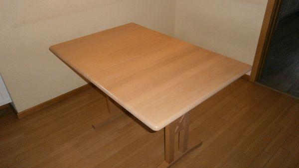 buche massivholz gebraucht kaufen nur 4 st bis 75. Black Bedroom Furniture Sets. Home Design Ideas