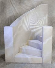 Fotostudio Requisiten Hintergrund Treppenaufgang