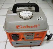 Einhell Stromgenerator