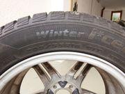 Komplett Winterräder Alu für Mercedes