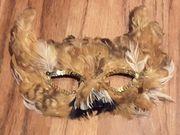 Fasching - Katzen Leoparden Kostüm für
