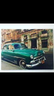 Cuba Wandbild (Kare)