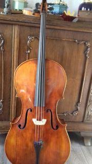 Nr 352 cello mit Zettel