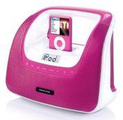 Audiosystem PortRadio MiniMove Pink Memorex