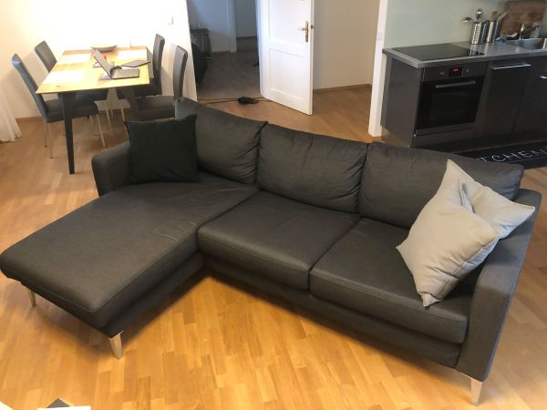 karlstad sofa gebraucht kaufen 2 st bis 60 g nstiger. Black Bedroom Furniture Sets. Home Design Ideas