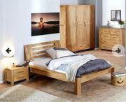 Bett 180 x 200 Massivholz