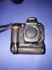 Nikon D300 mit