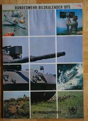 Bundeswehr-Bildkalender 1975;