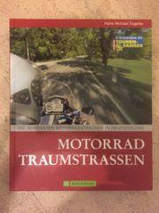 Buch Motorrad Traumstrassen