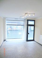 Renoviertes Ladenlokal mit grossem Schaufenster