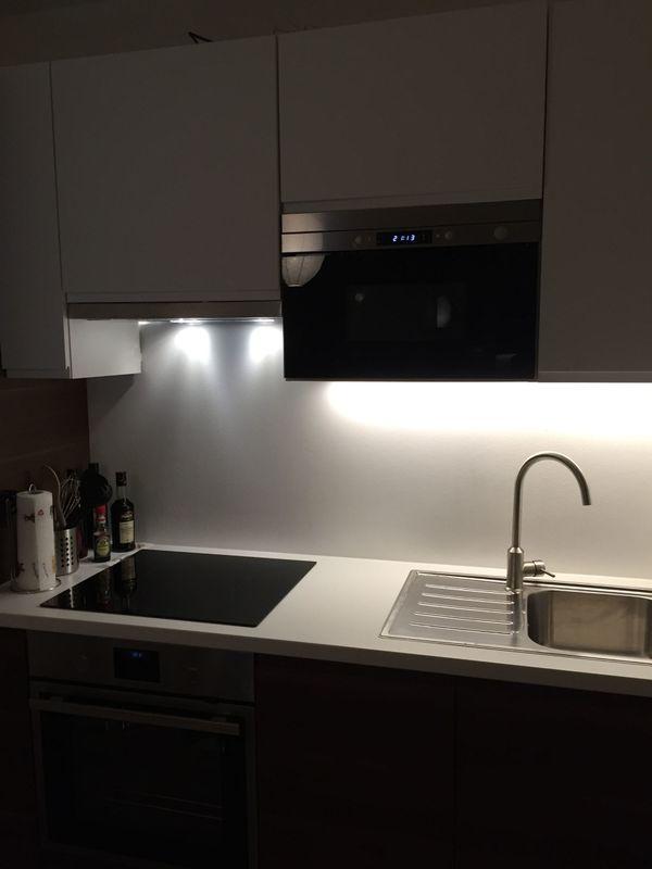 IKEA Einbauküche Mit » Küchenzeilen, Anbauküchen