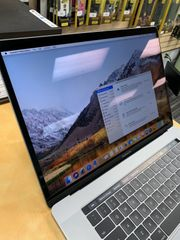 MacBook Pro with TouchbApple ar