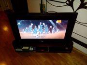 Flachbild TV, ca.