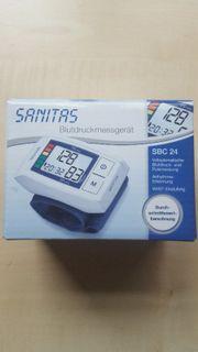 Blutdruckmessgerät Sanitas SBC