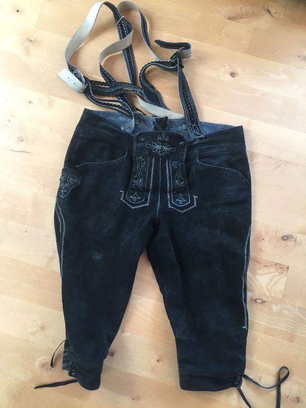 01001c4d88cf8e Trachten-Lederhosen günstig gebraucht kaufen - Trachten-Lederhosen ...
