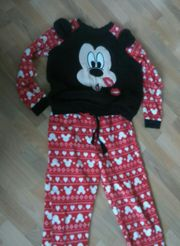 Mickey mouse Schlafanzug