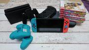 Nintendo Switch Konsole Zubehör