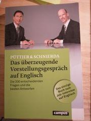 Buch Vorstellungsgespräch Englisch
