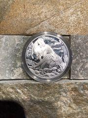 Silbermünze Österreich 20
