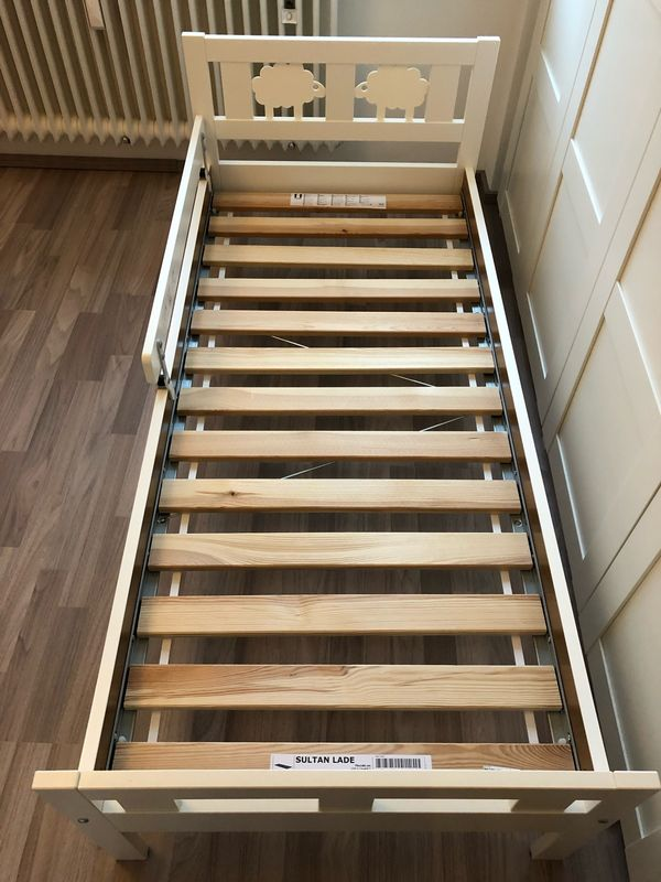 Ikea Kinderbett Kritter Weiss 70 X 160 Cm In Germering Kinder