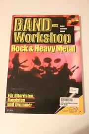 BAND-WORKSHOP ROCK UND HEAVY METAL