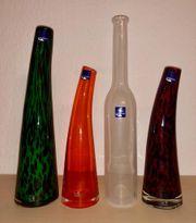 Leonardo Vasen 4 Stück neuwertig